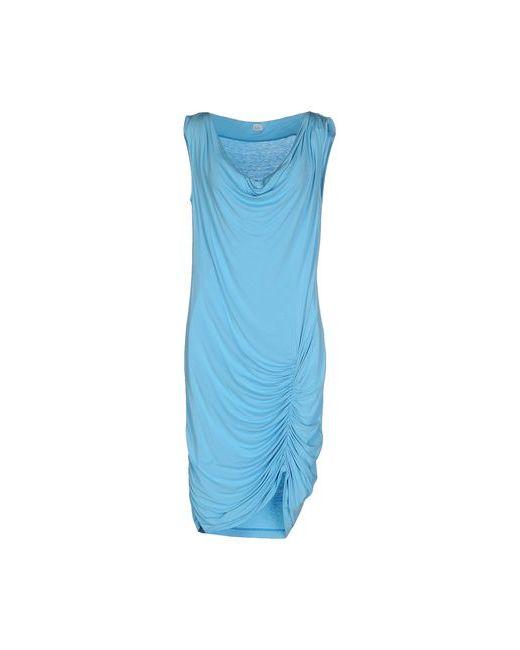 Nolita | Женское Голубое Платье До Колена