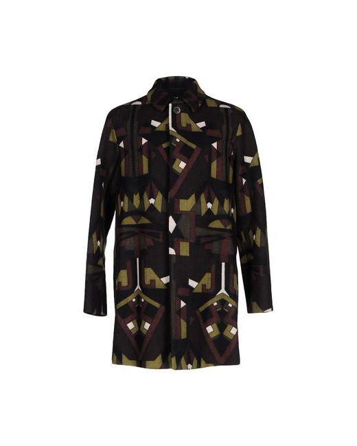 MSGM | Женское Зелёное Пальто