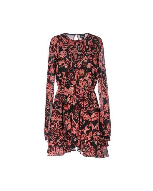 Just Cavalli | Женское Красное Короткое Платье