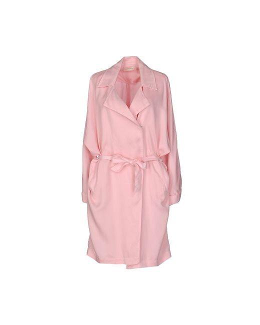 American Vintage   Женское Розовое Легкое Пальто