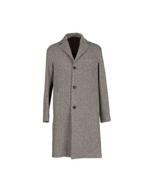 Dondup | Мужское Чёрное Пальто
