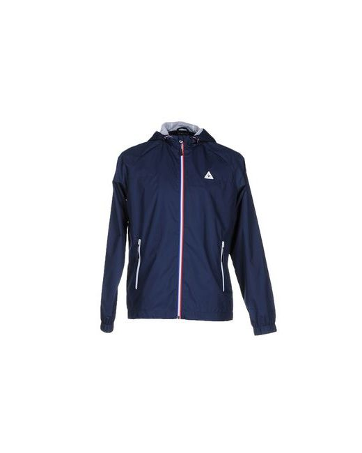 Le Coq Sportif   Женская Синяя Куртка