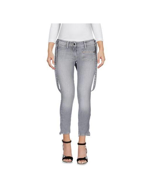 Met In Jeans | Женские Серые Джинсовые Брюки