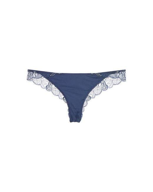 Cosabella | Женские Синие Трусы-Стринги