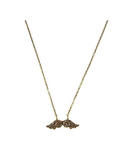 PRIYANKA | Женское Золотистое Ожерелье