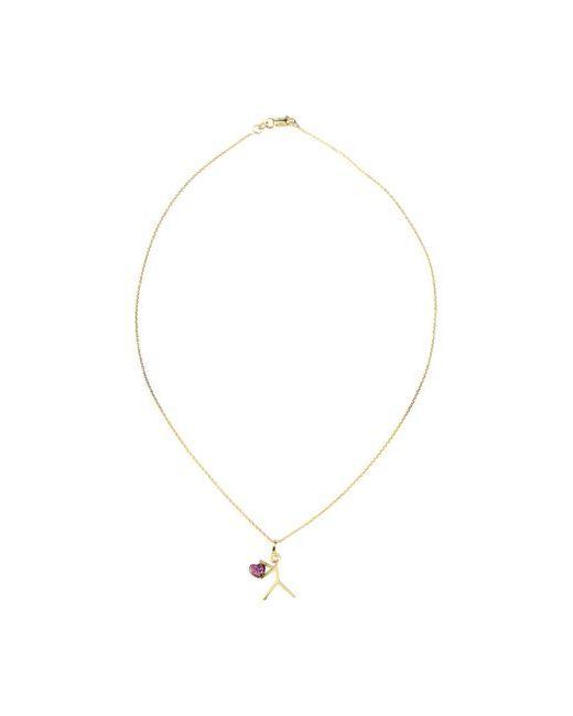 PRIYANKA   Женское Золотистое Ожерелье