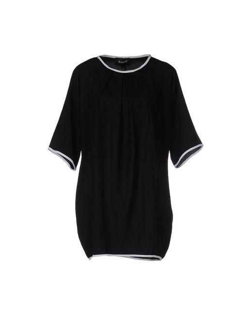 Numero 00 | Женское Чёрное Короткое Платье