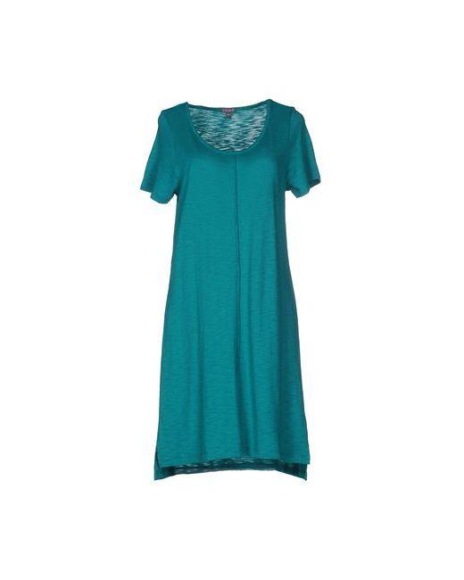 LILLA P   Женское Цвет Морской Волны Короткое Платье