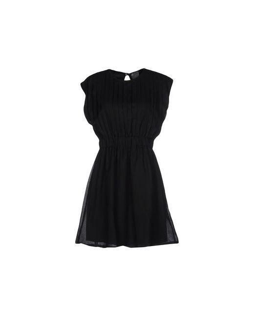 NYMPH | Женское Чёрное Короткое Платье