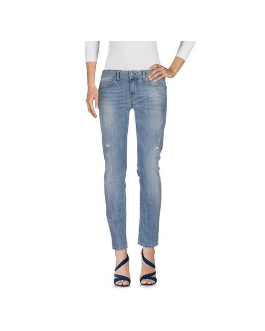 Liu •Jo Jeans | Мужские Синие Джинсовые Брюки