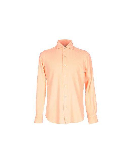 Finamore 1925 | Мужская Розовая Pубашка