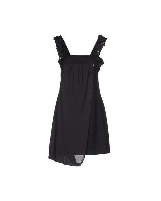 Annarita N. | Женское Серое Короткое Платье