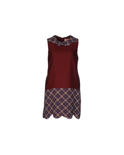 Orion London | Женское Коричневое Короткое Платье