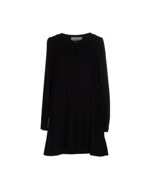 ..,Merci | Женское Чёрное Короткое Платье