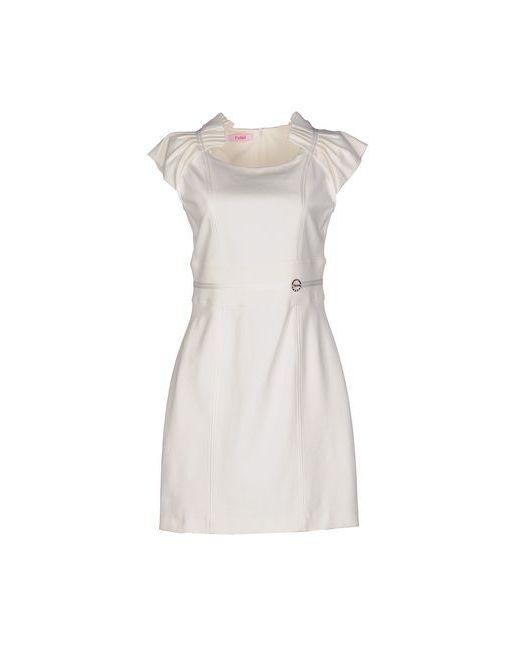 Blugirl Folies   Женское Слоновая Костящее Короткое Платье