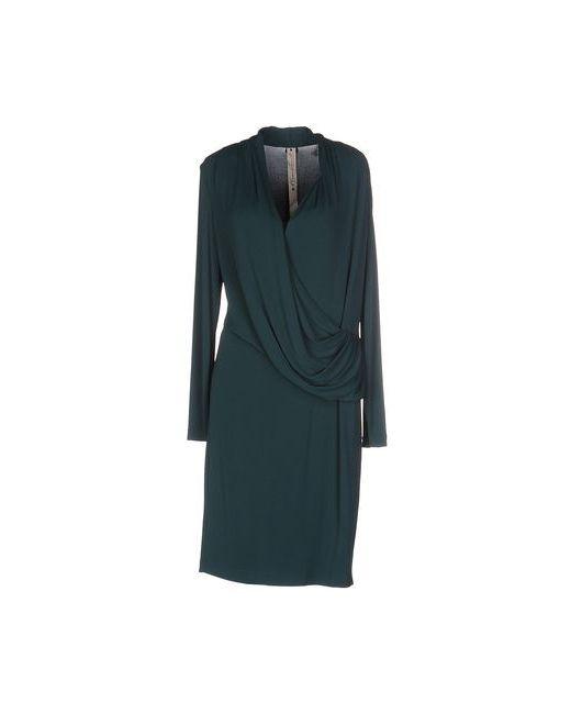 Le Coeur De Twin-Set Simona Barbieri | Женское Зелёное Короткое Платье