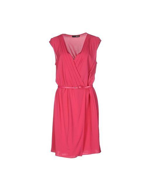 Liu •Jo   Женское Фуксия Короткое Платье