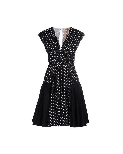 No21 | Женское Чёрное Короткое Платье