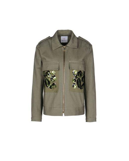 George J. Love   Мужская Зелёная Куртка