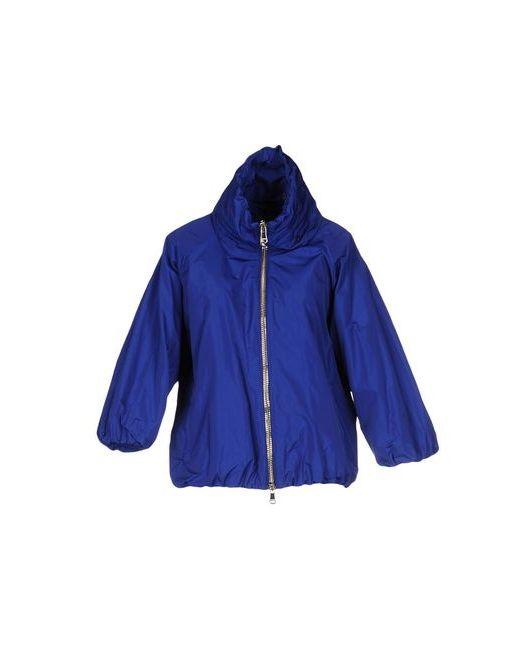 Moncler | Мужская Синяя Куртка