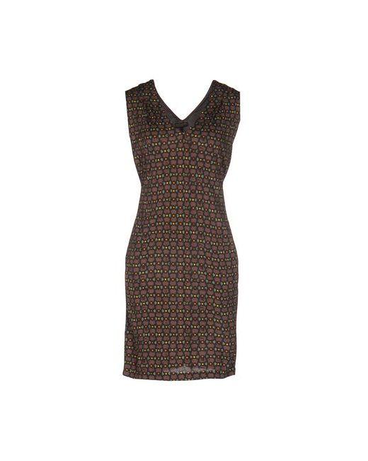 Maliparmi | Женское Какао Короткое Платье