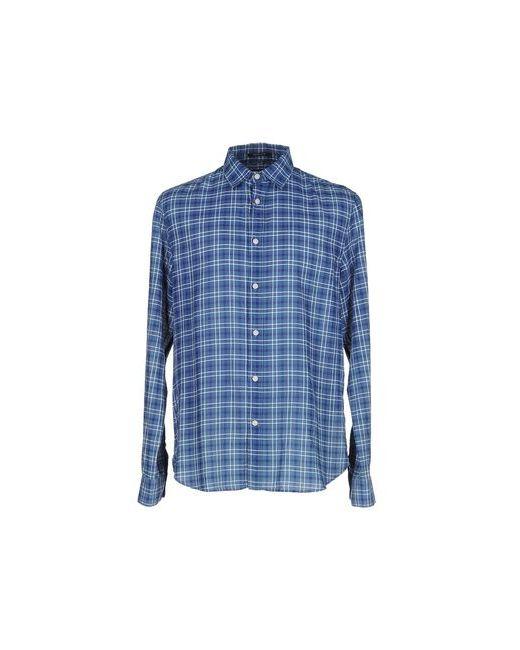Woolrich | Женская Синяя Pубашка