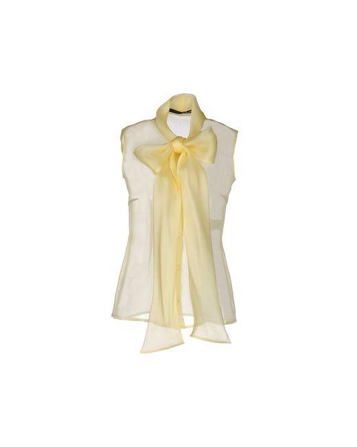 Massimo Ardizzone | Женская Жёлтая Pубашка
