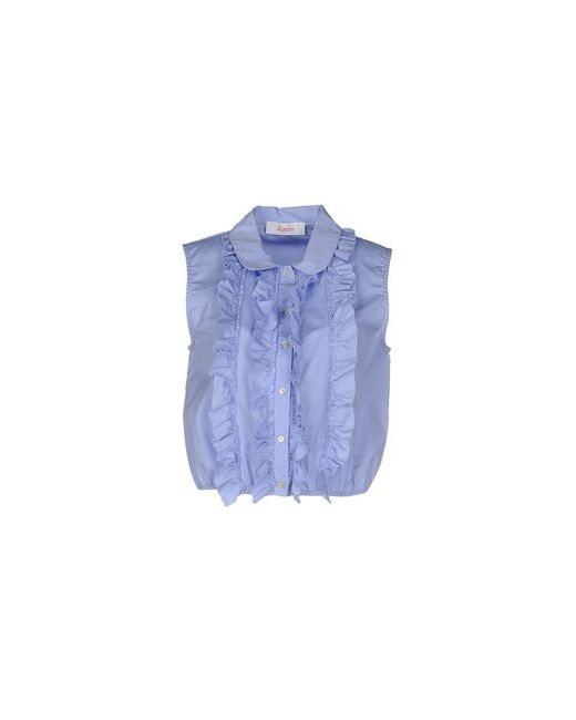 Jucca | Женская Синяя Pубашка