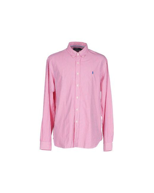 Polo Ralph Lauren | Женская Розовая Pубашка
