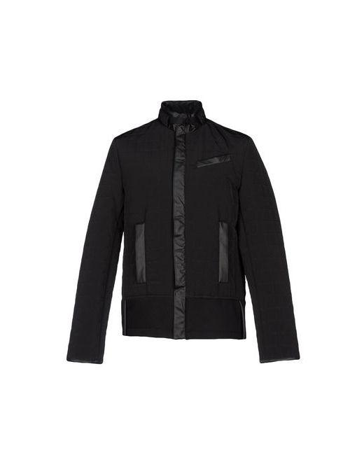 Karl Lagerfeld | Мужская Чёрная Куртка