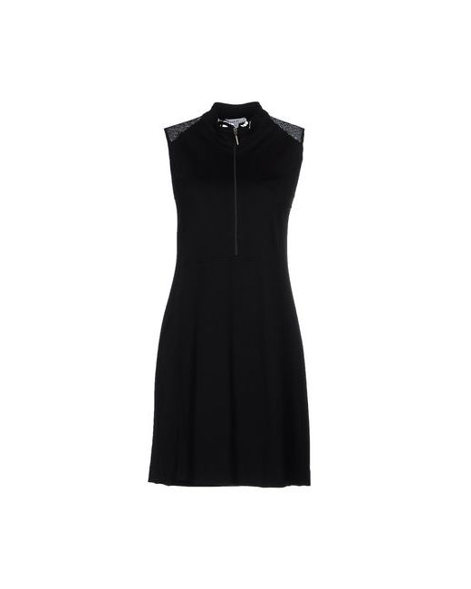 Parah   Женское Чёрное Короткое Платье