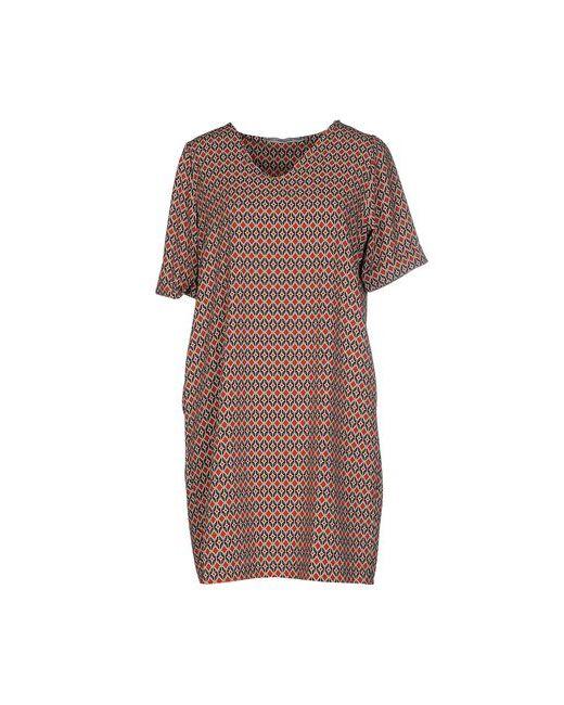 La Fee Maraboutee | Женское Коричневое Короткое Платье