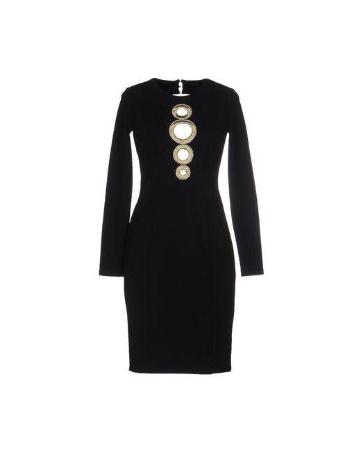 FOREVER UNIQUE   Женское Чёрное Короткое Платье