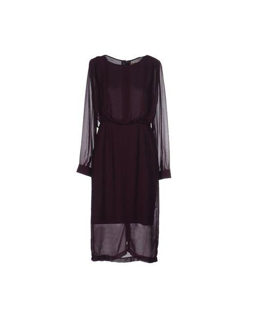 Orion London   Женское Фиолетовое Платье До Колена