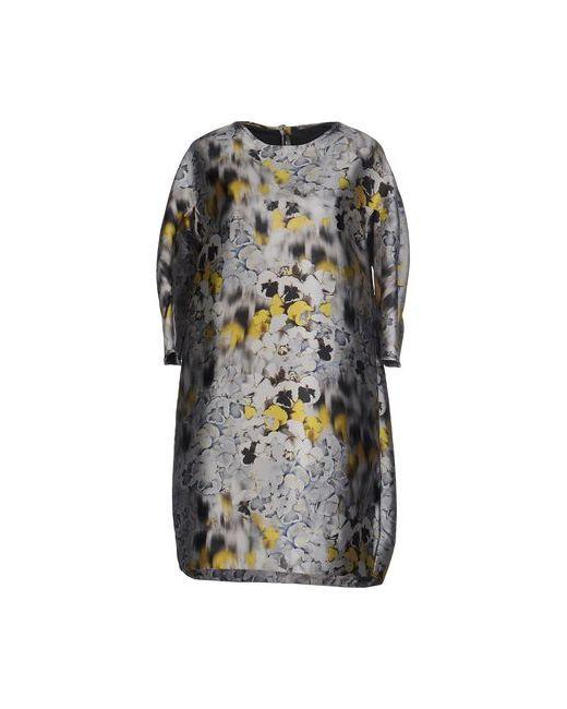 Guglielminotti | Женское Серое Короткое Платье