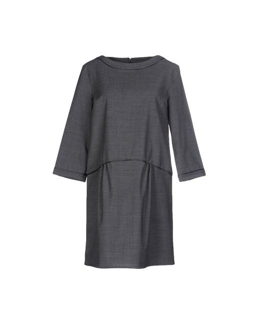 Marco Bologna | Женское Серое Короткое Платье