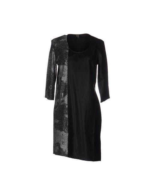 Jijil   Женское Чёрное Короткое Платье