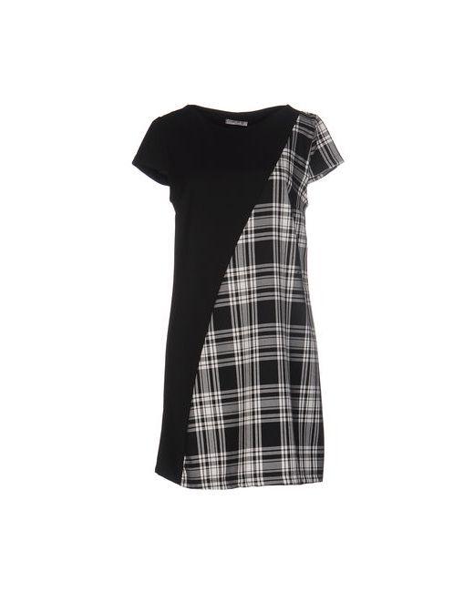 Hope Collection   Женское Чёрное Короткое Платье