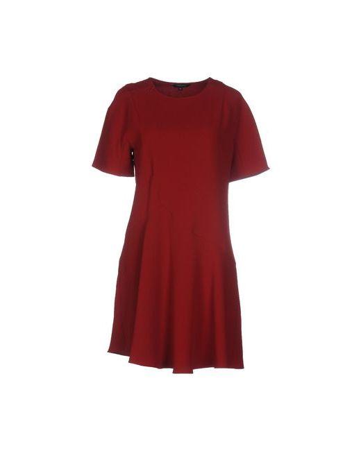Tara Jarmon | Женское Красное Короткое Платье