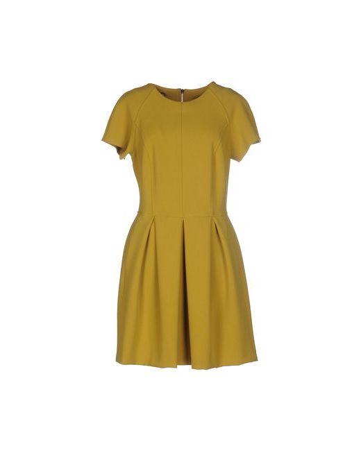 Imperial | Женское Зелёное Короткое Платье