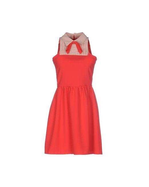 Betty Blue | Женское Красное Короткое Платье