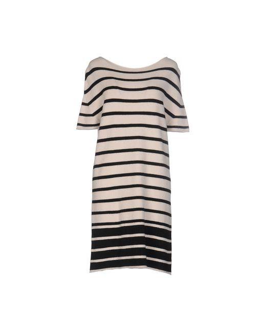 RUE•8ISQUIT   Женское Бежевое Короткое Платье