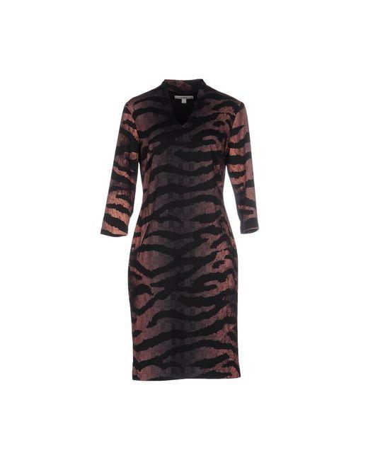 Concept K | Женское Телесное Платье До Колена