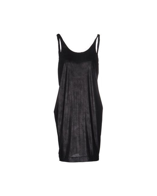Odieuses | Женское Чёрное Короткое Платье