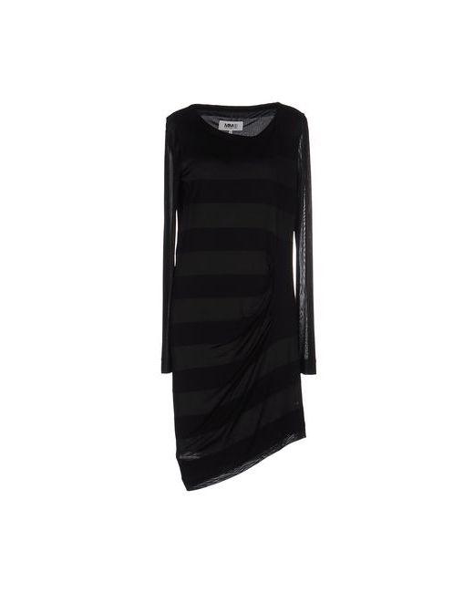 MM6 by Maison Margiela   Женское Чёрное Короткое Платье