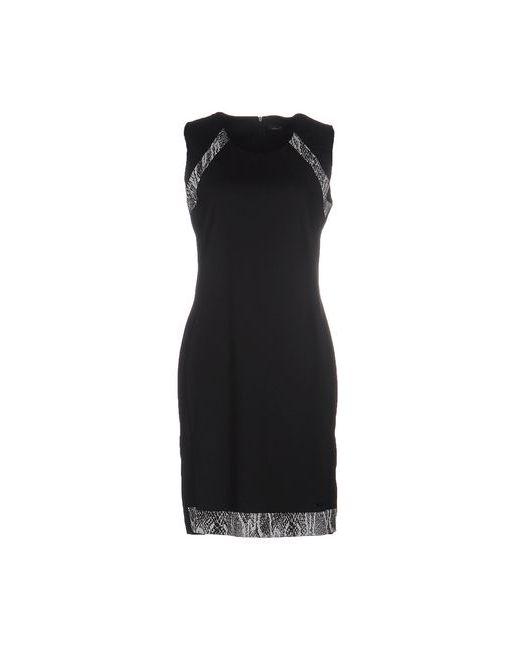 Lizalu'   Женское Чёрное Короткое Платье