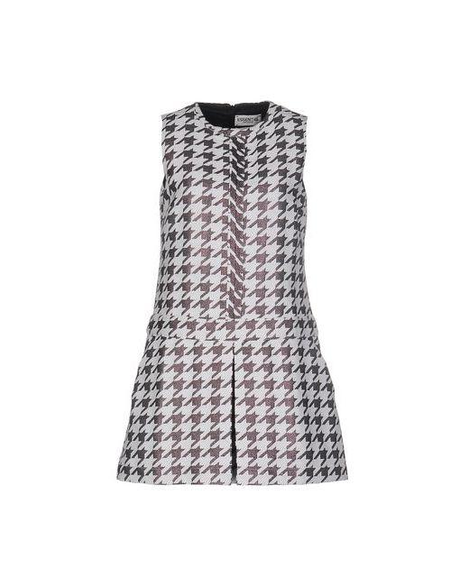 Essentiel | Женское Белое Короткое Платье