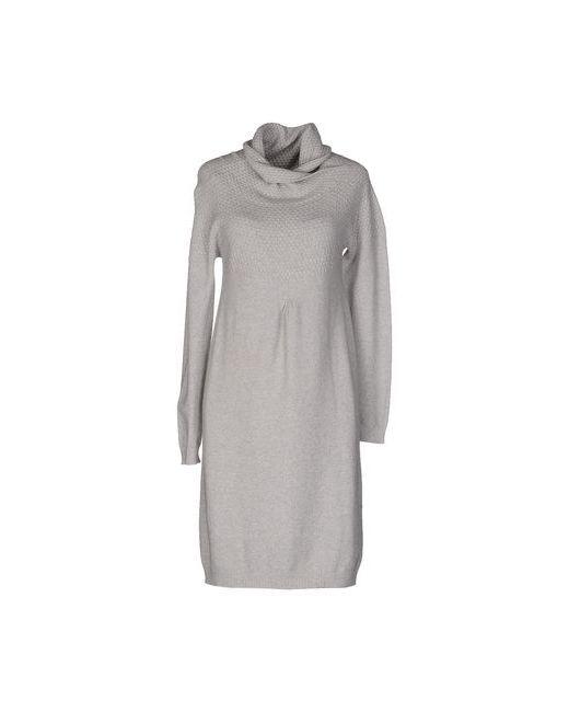 Lagucia | Женское Серое Короткое Платье