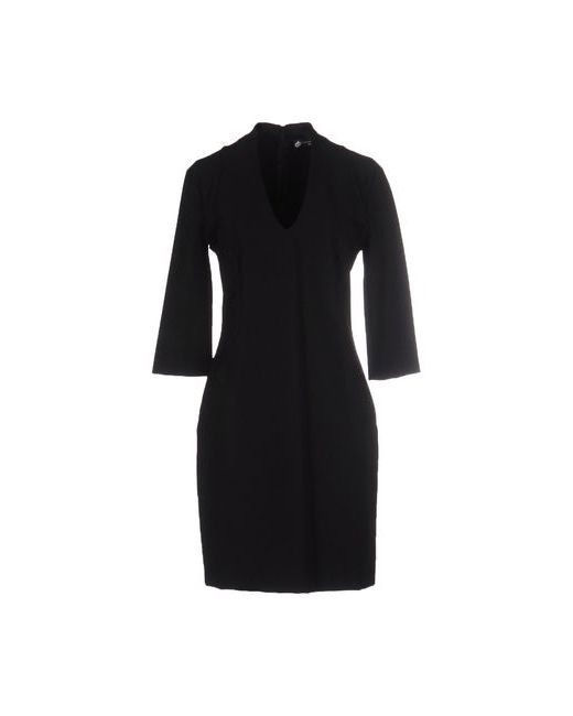 Compagnia Italiana | Женское Чёрное Короткое Платье