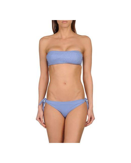 Fisico-Beach Couture | Женское Фиолетовое Бикини